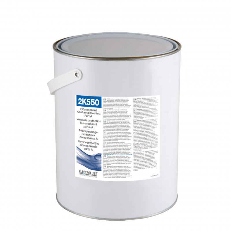 ELECTROLUBE 2K550 Two-Part Coating | New