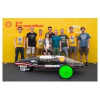 Sponsoring der TERA TuGraz - FENNEK - Shell Eco Marathon